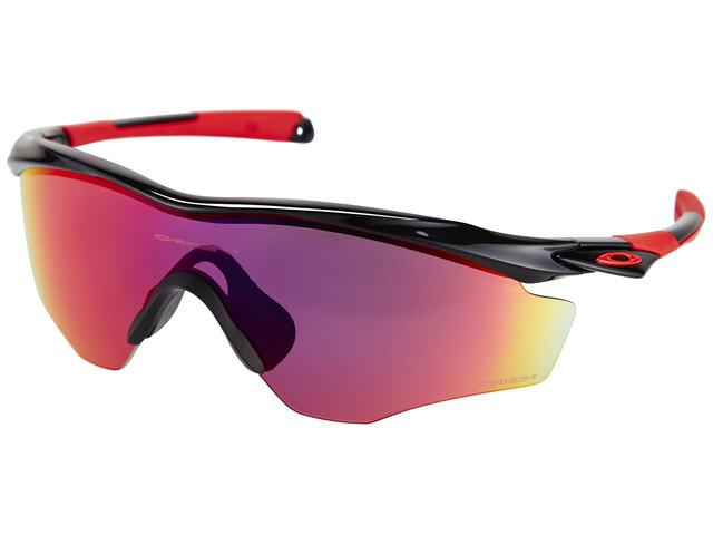 Oakley M2 Frame XL Cykelbriller violet/sort